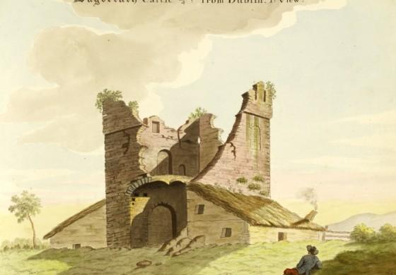 Baggotrath Castle