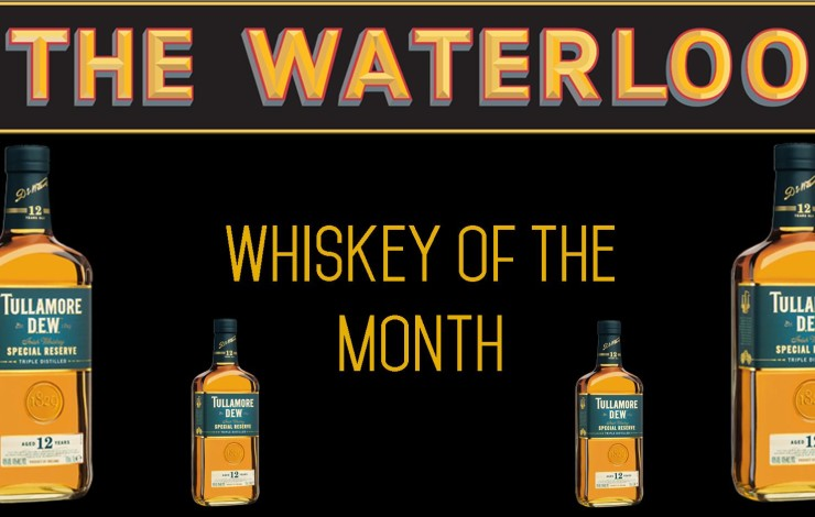 July Whiskey of the month