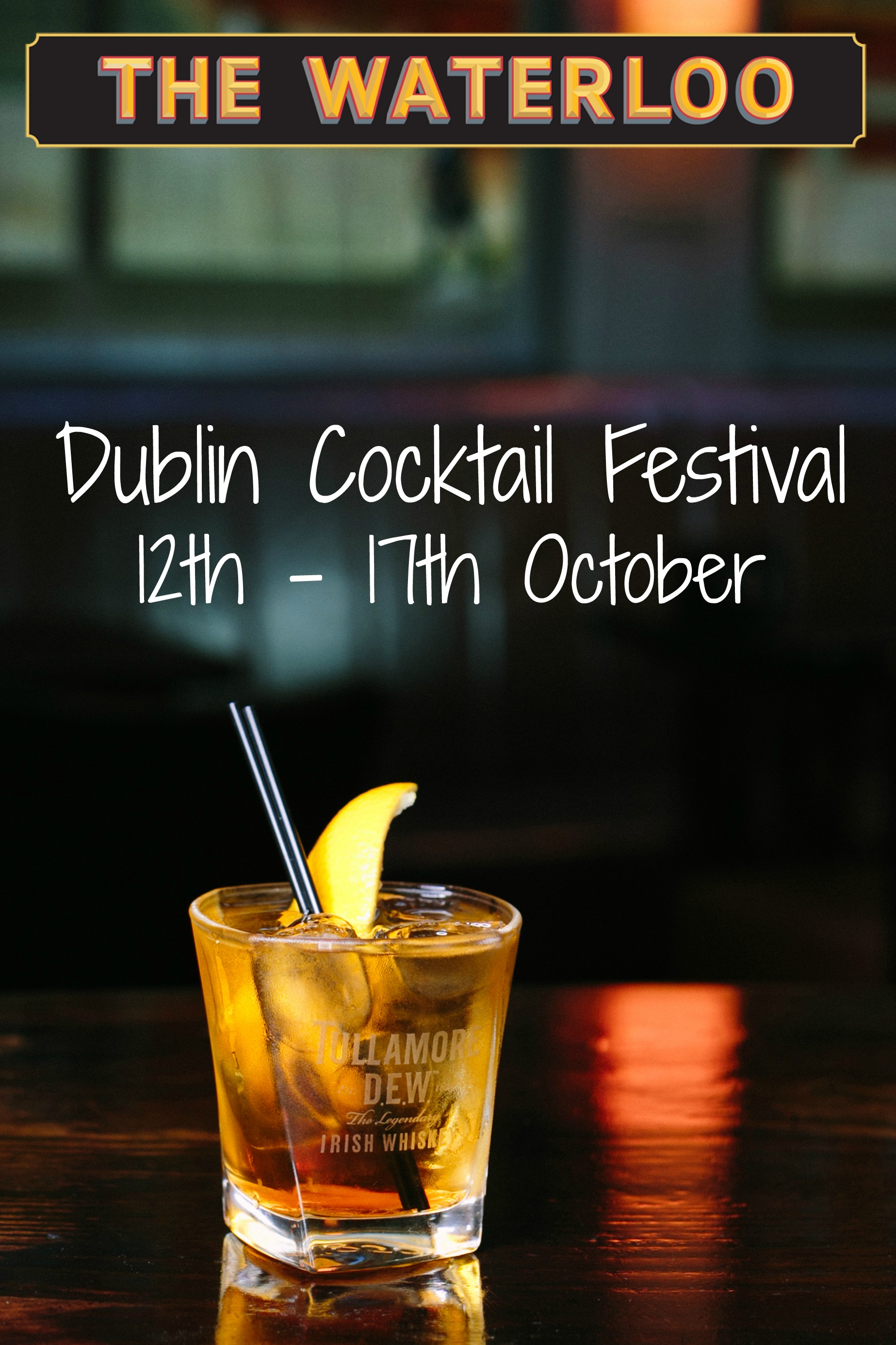 Bar on Baggot Street is taking part in this year's Dublin Cocktail ...