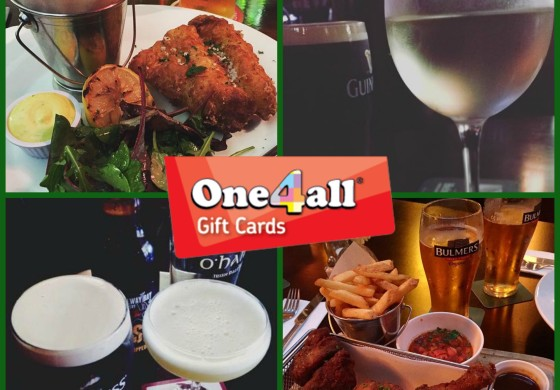 One4All cards @ The Waterloo