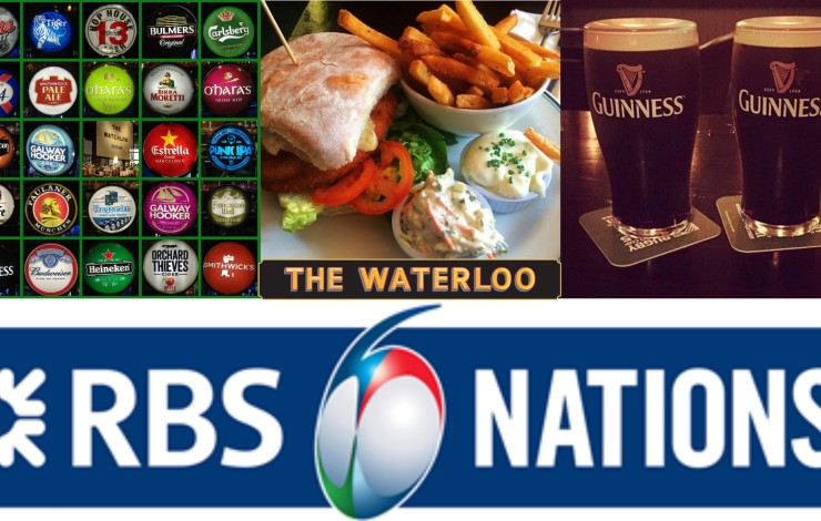 6 Nations at The Waterloo
