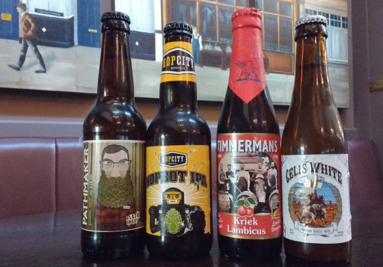 New Craft Beers @ The Waterloo